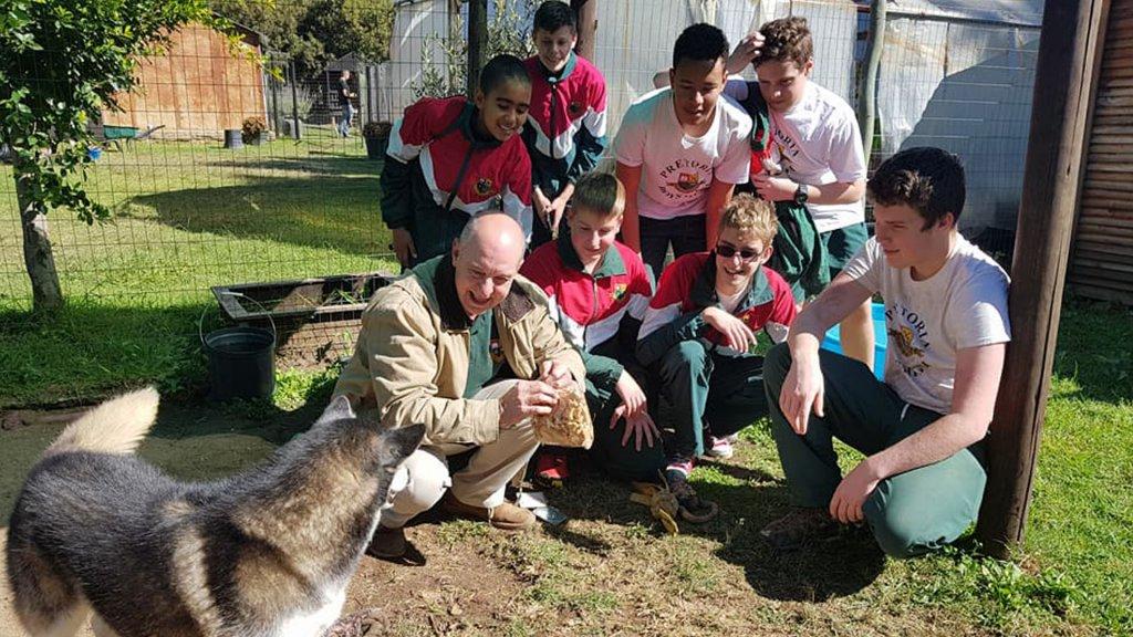 Husky Rescue South Africa